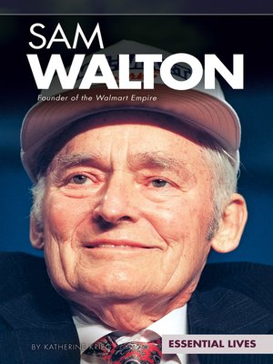 cover image of Sam Walton