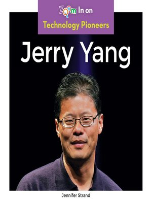 cover image of Jerry Yang