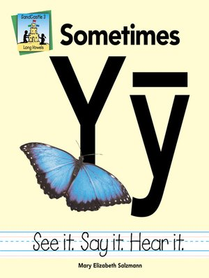 cover image of Sometimes Yy