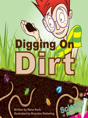 cover image of Digging On Dirt