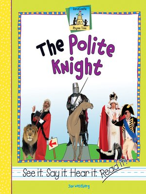 cover image of Polite Knight