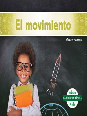 cover image of El movimiento (Motion)