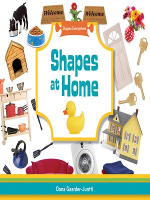 cover image of Shapes at Home