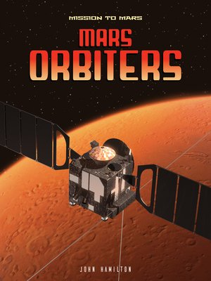 cover image of Mars Orbiters