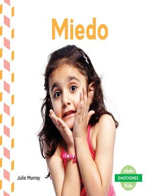 cover image of Miedo (Afraid)