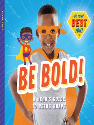 cover image of Be Bold!
