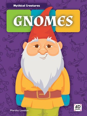 cover image of Gnomes