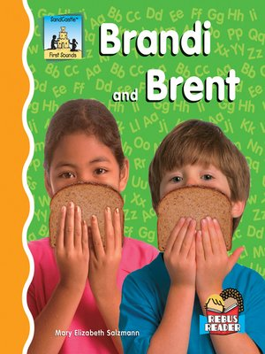 cover image of Brandi and Brent