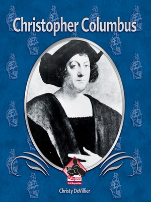 cover image of Christopher Columbus