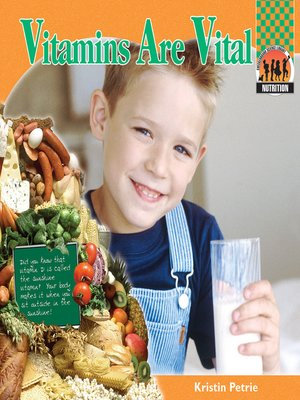 cover image of Vitamins are Vital