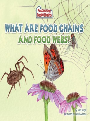 cover image of What Are Food Chains and Food Webs?