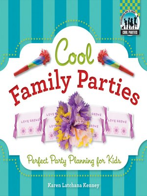 cover image of Cool Family Parties