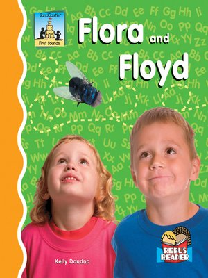 cover image of Flora and Floyd