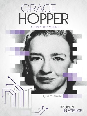 cover image of Grace Hopper: Computer Scientist