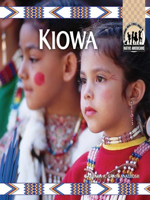 cover image of Kiowa