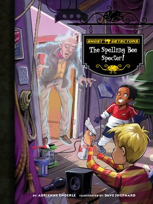 cover image of The Spelling Bee Specter!