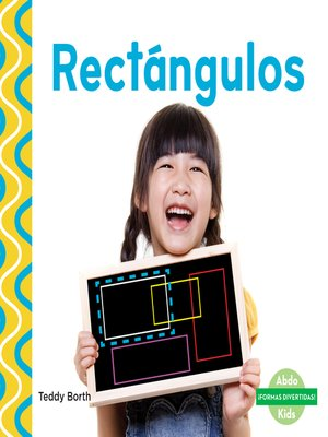 cover image of Rectángulos (Rectangles)