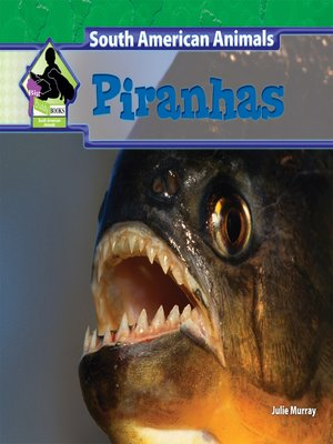 cover image of Piranhas