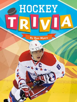 cover image of Hockey Trivia