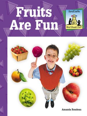 cover image of Fruits are Fun