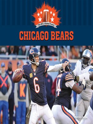 cover image of Chicago Bears