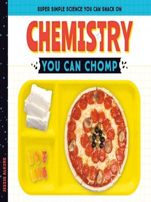 cover image of Chemistry You Can Chomp