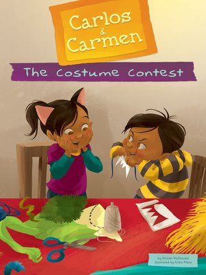cover image of The Costume Contest