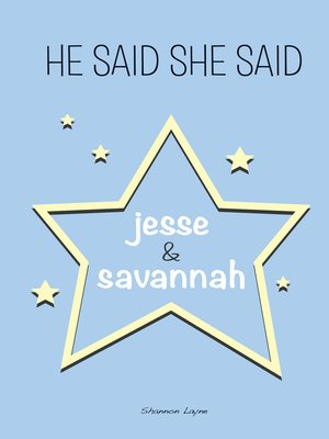 cover image of Jesse & Savannah