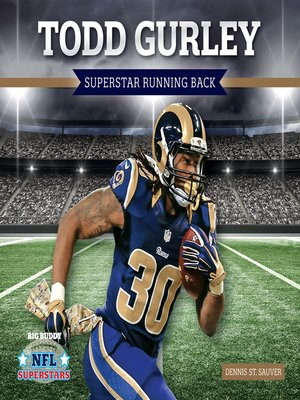 cover image of Todd Gurley