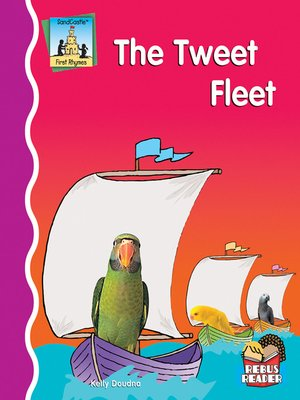 cover image of Tweet Fleet