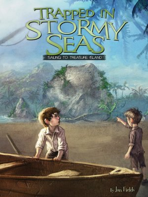 cover image of Trapped in Stormy Seas