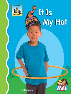 cover image of It Is My Hat