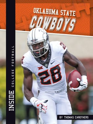 cover image of Oklahoma State Cowboys