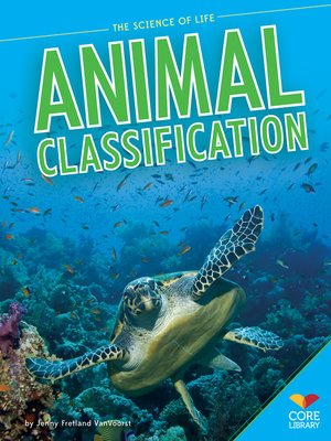 cover image of Animal Classification