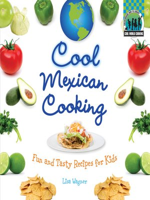 cover image of Cool Mexican Cooking