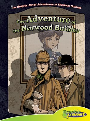 cover image of Adventure of the Norwood Builder