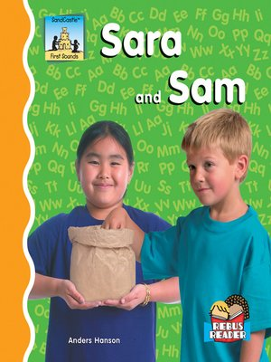 cover image of Sara and Sam