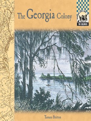 cover image of Georgia Colony