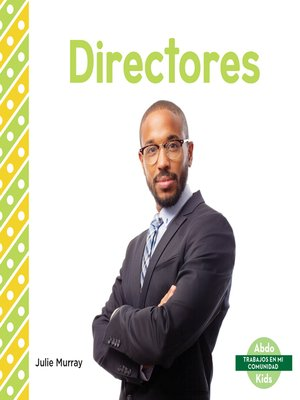 cover image of Directores (Principals)