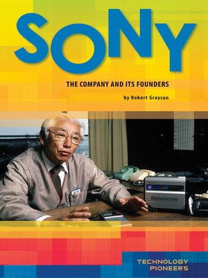 cover image of Sony