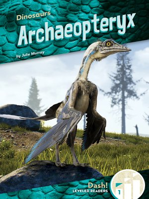 cover image of Archaeopteryx