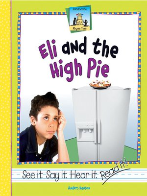 cover image of Eli and the High Pie