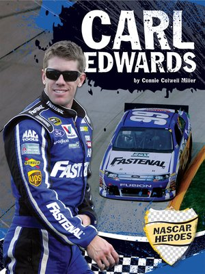 cover image of Carl Edwards