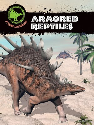 cover image of Armored Reptiles