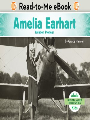 cover image of Amelia Earhart: Aviation Pioneer