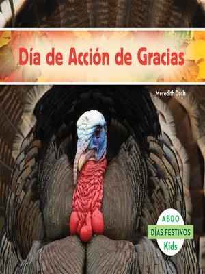 cover image of El día de acción de gracias