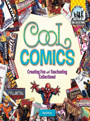 cover image of Cool Comics