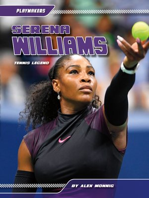 cover image of Serena Williams: Tennis Legend