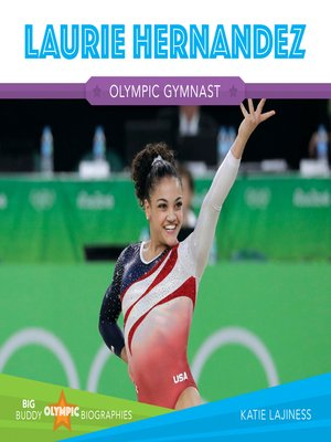 cover image of Laurie Hernandez