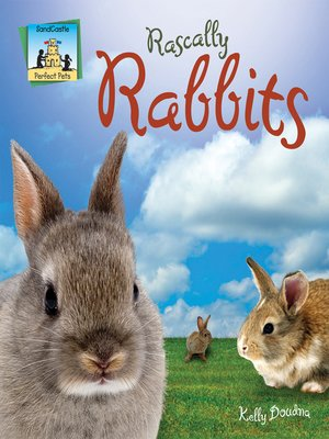 cover image of Rascally Rabbits